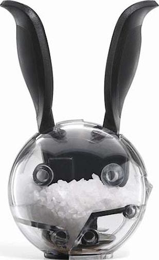 Mini Magnetic SaltBall saltkvarn svart