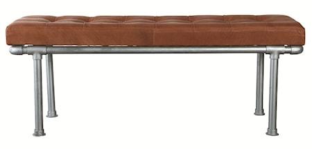 House Doctor Addition bänk Addition bänk 120 cm – Brun