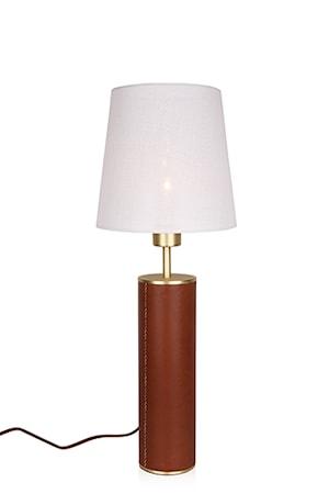 Bilde av Globen Lighting Bordlampe Hemingway Brun/ Messing