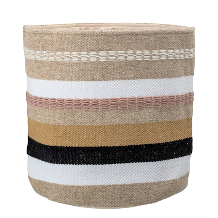 Bilde av Basket, Multi-color, Wool