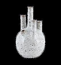 Tubes Vas Vit/Brun 25,5 cm