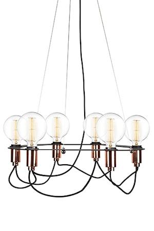 Bilde av Globen Lighting Pendel Cables Svart