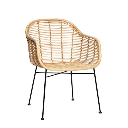 Hübsch Plaited stol