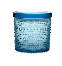 Kastehelmi burk 116x114 mm ljusblå