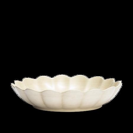 Ostronskål Stor Sand 31 cm