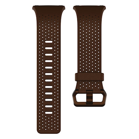 Ionic Läderarmband Cognac L