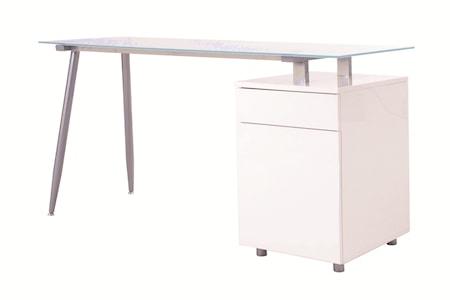 Falsterbo Spic skrivbord -Vitt
