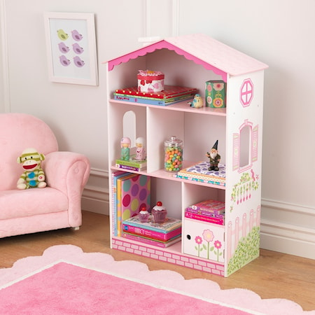 Kidkraft Dollhouse cottage Kirjahylly