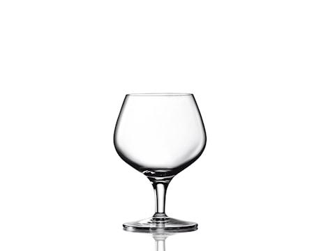 Napoleon cognacglas 6 st klar