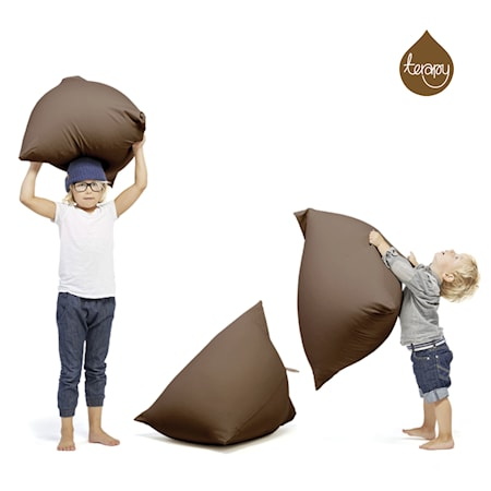 Terapy Ergonomic Living Sydney sittsäck - Brown