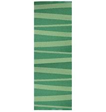 Åre Grön/mörkgrön matta 2 m