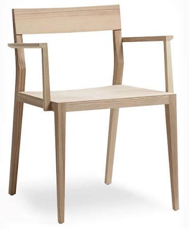 Mint Air chair plus stol - Ek
