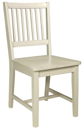 Falsterbo Laura stol ? Vit