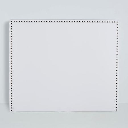 Mille Notti Isa Sänggavel Canvas - Vit 180