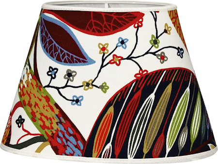 Bilde av PR Home Oval Lampeskjerm Frank Rost 25 cm