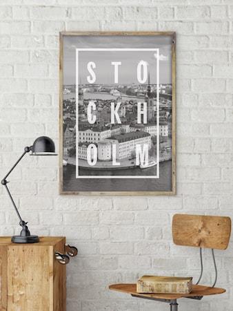 Bilde av Konstgaraget Photo stockholm poster