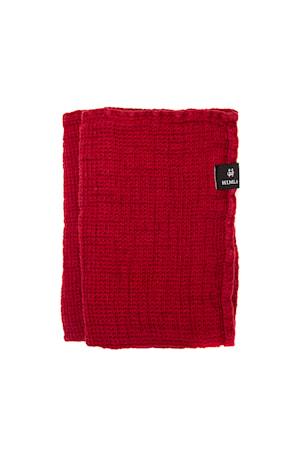 Himla Kylpypyyhe Fresh Laundry 100x150 cm - Punainen