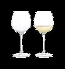 Premium Vitvinsglas, 2 st., 54 cl