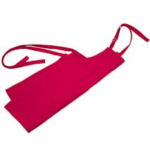 Barnförkläde röd