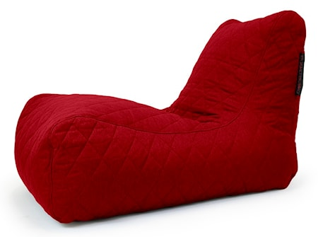 Pusku Pusku Lounge quilted nordic sittsäck ? Red