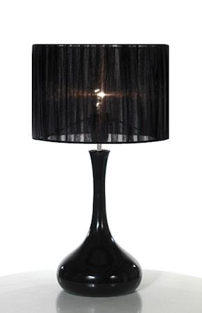 Bilde av Globen Lighting Bordlampe Enzo Svart