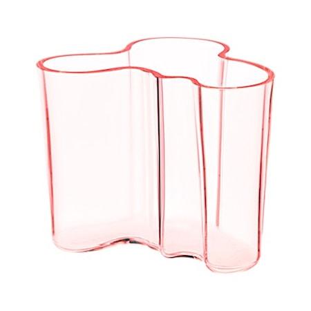 Iittala Aalto Vase 120 mm Laksefarvet thumbnail