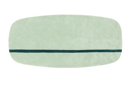 Normann Copenhagen Oona Matta Mint 90×200 cm