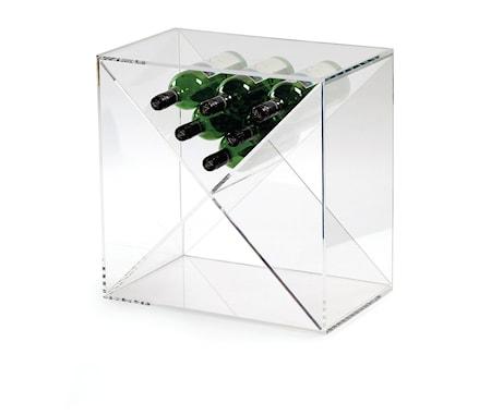 Traditional Wine Racks Wine Cube 24 Pulloa Akryyli