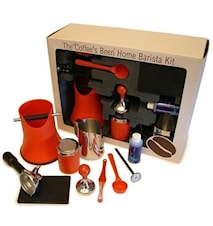 The Coffee's Been home barista kit