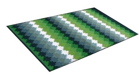 ETOL Ethno matta 65x115 - grön