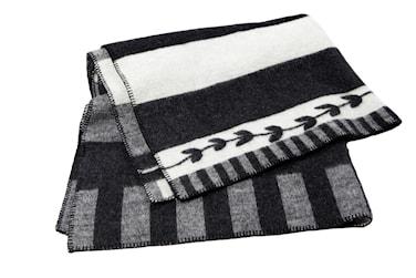 Slinga Filt, svart/grå
