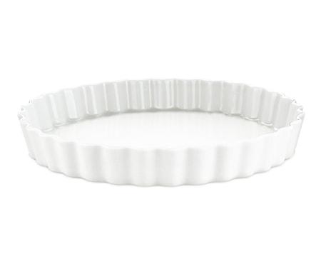 Pajform nr. 10 vit, Ø 29 cm