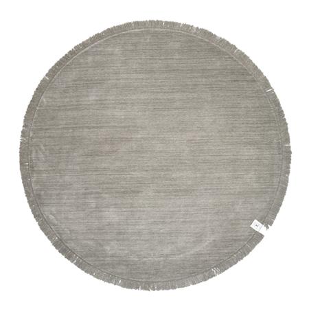 Paris Silver Rund 200 cm