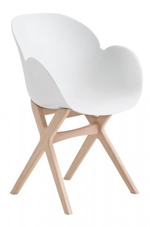 CASØ Furniture CASØ deluxe stol ? Vit sits, ekram