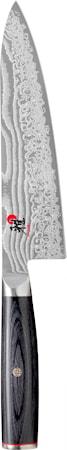 Miyabi RAW 5000 FCD Gyutoh. Kockkniv 20 cm