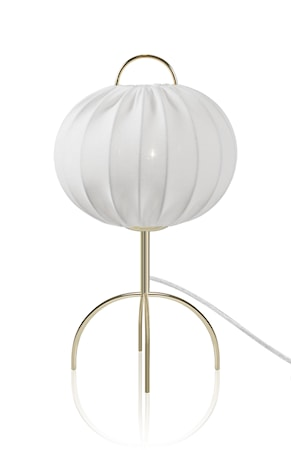 Globen Lighting Scandi Bordslampa Borstad Mässing