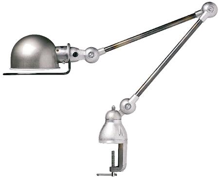 Jieldé D4040 bordslampa Vit