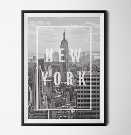 Bilde av Konstgaraget Photo new york poster