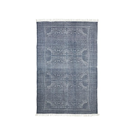 Matta Iza 230x160 cm Grå/vit