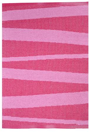 Sofie Sjöström design Åre Ceris/rosa matta 1 m