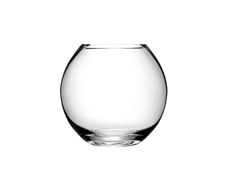 LSA International Flower vas round klar 22 cm thumbnail