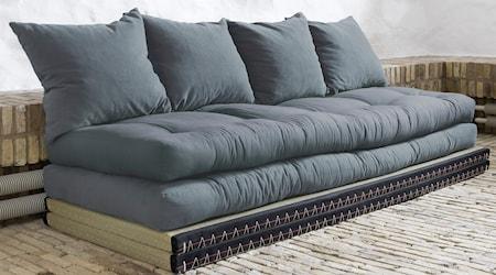 KARUP Chico soffa - ljusgrå