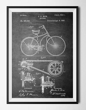 Bilde av Konstgaraget 48 Patent poster
