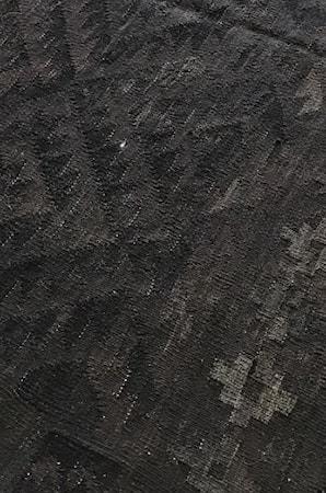 Kelim Natur Svart Matta 170x240 cm