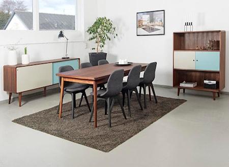CASØ Furniture CASØ 500 matgrupp – Valnöt