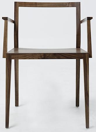 Mint Ghost chair plus stol 2-pack - Valnöt
