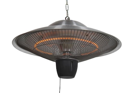 Heater Terrassvärmare 42,5 cm - Silver