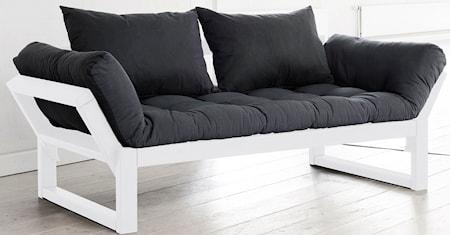 KARUP Edge soffa - vit/grå