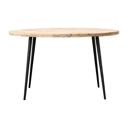 Dining table, Club ,h: 76 cm, dia: 130 cm