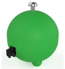 Laboul green mat- BiB-dispenser i plast med frysgelepåse